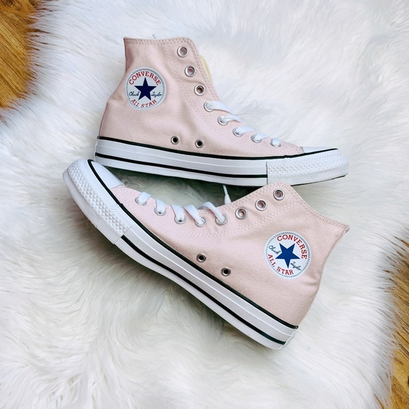 Chuck Taylor All Star Hi Barely Pink